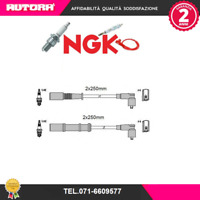 4746-G Kit cavi accensione Lancia Musa (350) 1.4 10.04> (NGK)