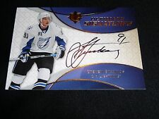 08-09 UD ULTIMATE COLLECTION STEVEN STAMKOS SIGNATURES AUTOGRAPH RARE RC AUTO !!