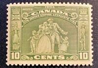 CANADA MNH SCOTT #209 - 1934 - F-VF (CATALOG VALUE $52.50)