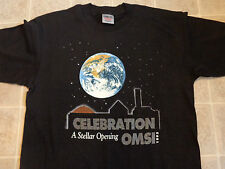 True Vtg 1992 OMSI Portland T-SHIRT Mens LG Oregon Museum Science Industry 90s