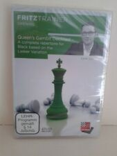 More details for queen's gambit declined (lasker variation) - sam collins (chessbase dvd-rom)