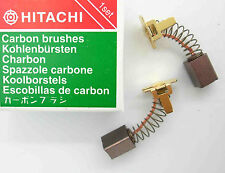 ESCOBILLAS De Carbón Hitachi 999100 DH18DL Martillo DH 18 DSLP 4 Martillo WR 18 DSHL llave H22