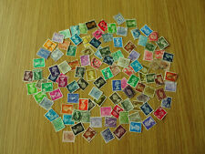 STAMPS GB  100 ALL DIFFERENT / MIXTURE / COLLECTION PK 7 ARDT
