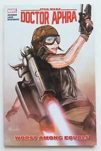 Star Wars Doctor Aphra Worst Among Equals Vol. 5 Marvel Graphic Novel Comic Book