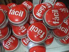 STAPLES ORIGINAL SPANISH EASY BUTTON fácil botón español Asi de Fácil FACIL WARE