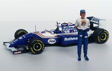 1/43 Ayrton Senna - 1994 Rothmans Williams FW16 figurine figure Standing w/cap