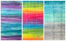 Ombre Tela de batik, 100% algodón, FQ, la artesanía, patchwork de acolchar