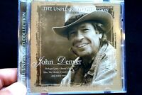 John Denver - The Unplugged Collection  - CD, VG