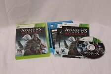 Assassin's Creed Revelations Microsoft Xbox 360 Complete CIB Fast Shipping World
