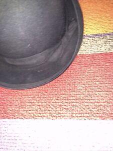 mens vintage bowler hat Lock & Co