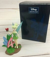 Disney Showcase Collection TINKER BELL Birthday Celebration #4 Figurine Enesco