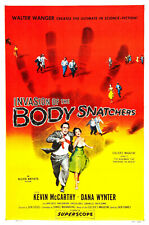 16mm feature INVASION OF THE BODY SNATCHERS 1956 Science-Fiction Horror Classic!