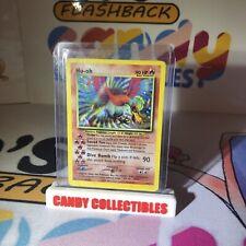 Ho-Oh Holo Pokemon Card Neo Revelation 7/64 BGS PSA 1 hooh ho oh RARE base set