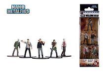Jada Diecast Walking Dead Nano Diecast Figure 5 Pack B