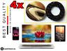 4xWEBCAM COVER / PRIVACY STICKERS FOR LAPTOP, MAC, iPHONE, KINDLE, iPAD! Designs