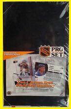 1990-91 Pro Set French Hockey Factory Sealed Wax Box  Edition Francaise