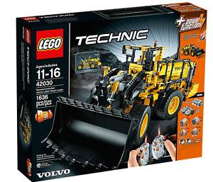 New Genuine LEGO Technic 42030 Remote-Controlled VOLVO L350F Wheel Loader