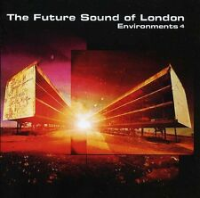 The Future Sound Of London - Environments 4 [CD]