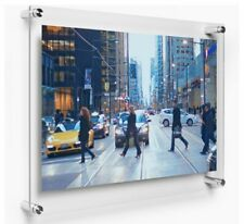Wexel art frames Double Panel Floating Frame 21x27 Inch
