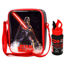 Star Wars - Dark Side Vertical Lunch Bag & Aluminium Drink Bottle *BRAND NEW*