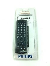 Philips Universal Remote Control TV DVD VCR CABLE SRU2103/27 Tested & Works