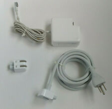 """Apple OEM 60W MagSafe1 AC Power Adapter for APPLE 13"""" MACBOOK PRO A1344 Used"""