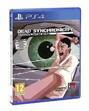 Dead Synchronicity: Tomorrow Comes Today w/ OST [PlayStation 4 PS4, Region Free]
