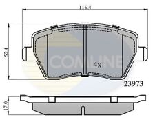 Comline Front Brake Pad Set CBP0984  - BRAND NEW - GENUINE - 5 YEAR WARRANTY