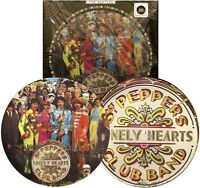The Beatles - Sgt. Pepper's Lonely Hearts Club Band (PICTURE DISC)