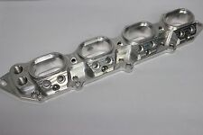ASE Honda B Series Intake Manifold Flange B16 B18 Dual Injector & Fuel Rail