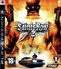 Saints Row 2 PS3 playstation 3 jeux jeu action game games lot spelletjes 748