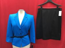 TAHARI BY ARTHUR LEVINE SKIRT SUIT/SIZE 18/RETAIL$280/LINED/