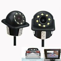 170° Reverse Car Rear Camera View Backup Night Vision CCD With & 6m Wire Cable