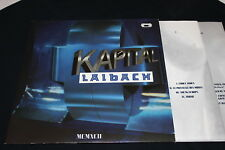 LAIBACH - Kapital - 2LP Original UK