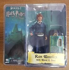 "NECA HARRY POTTER AND THE ORDER OF PHOENIX SERIES 1 RON WEASLEY 7"" FIGURE - NEW"
