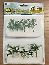 JTT Scenery Products O-Scale 6-pack Eggplant 95578