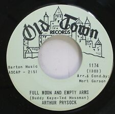 Soul 45 Arthur Prysock - Full Moon And Empty Arms / You Always Hurt The One You