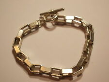 ^°^ Massive Bracelet Chain in the Shape of a Pocket Watch Metal (2