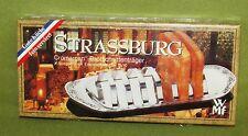 WMF Cromargan Strassburg Brotschnittenträger OVP