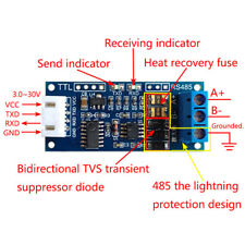33v50v Ttl To Rs485 Converter Module Hardware Auto Control For Arduino Avr