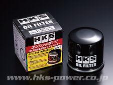 HKS OIL FILTER FOR GALANT FORTIS SPORTBACK CX4A 4B11(TURBO/NA) (BLACK)