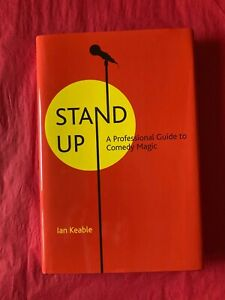 Ian Keable STAND UP A Professional Guide to Comedy Magic OOP