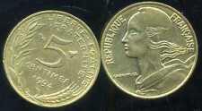 5 centimes 1994  abeille MARIANNE  SUP +