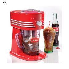 Coke Frozen Maker Blender Machine Ice Crusher Shaver Snow Drinks Slush Coca Cola