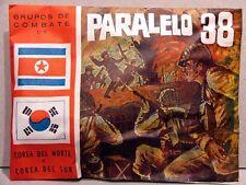 MONTAPLEX Sobre Grupos de Combate PARALELO 38 Corea Norte Vs. Corea Sur airfix