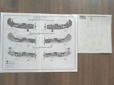 SB2C4 LANDING FLAPS FOR RMX /& ATE48519 EDUARD 1//48 AIRCRAFT