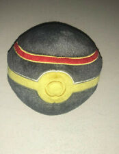 Pokemon Plush Luxury Ball GameStop Exclusive Toy Nintendo Tomy Poke Ball