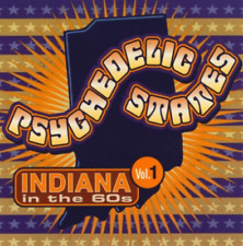 Various Artists-Psychedelic States: Indiana In The `60S - Vol. 1 CD NEUF