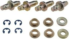 Dorman 703-267 Door Hinge & Bushing Kit (4 pins, 4 Bushings, 2 Washers, 4 Clips)