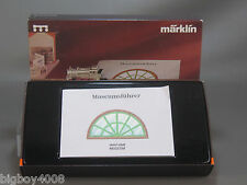 MARKLIN Z SCALE 8894 MINI CLUB MUSEUM TANK LOCOMOTIVE